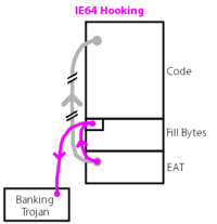 Figure: IE64 Hooking