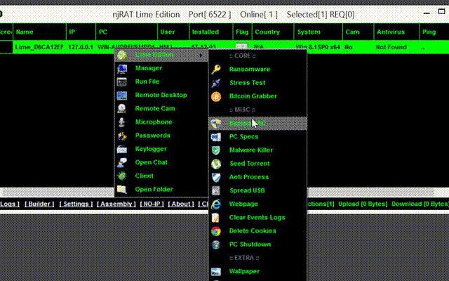Trojaner-Suite mit neuen Funktionen: Bitcoin-Diebstahl, Ransomware und DDoS