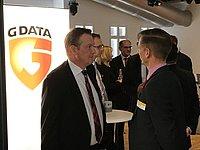 """Postbank Forum """"Digitalisierung"""" auf dem G DATA Campus in Bochum"""