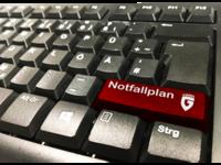 So bereiten Sie Ihr Unternehmen auf den digitalen Notfall vor