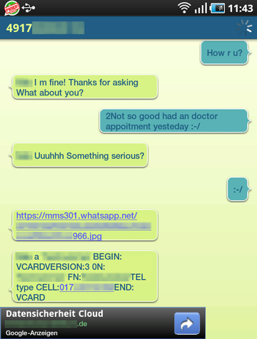 whatsapp nachrichten anonym lesen