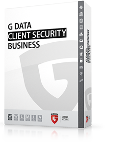 G DATA CLIENT SECURITY Boxshot