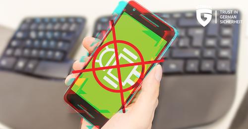 G DATA entdeckt ersten Android-Wurm