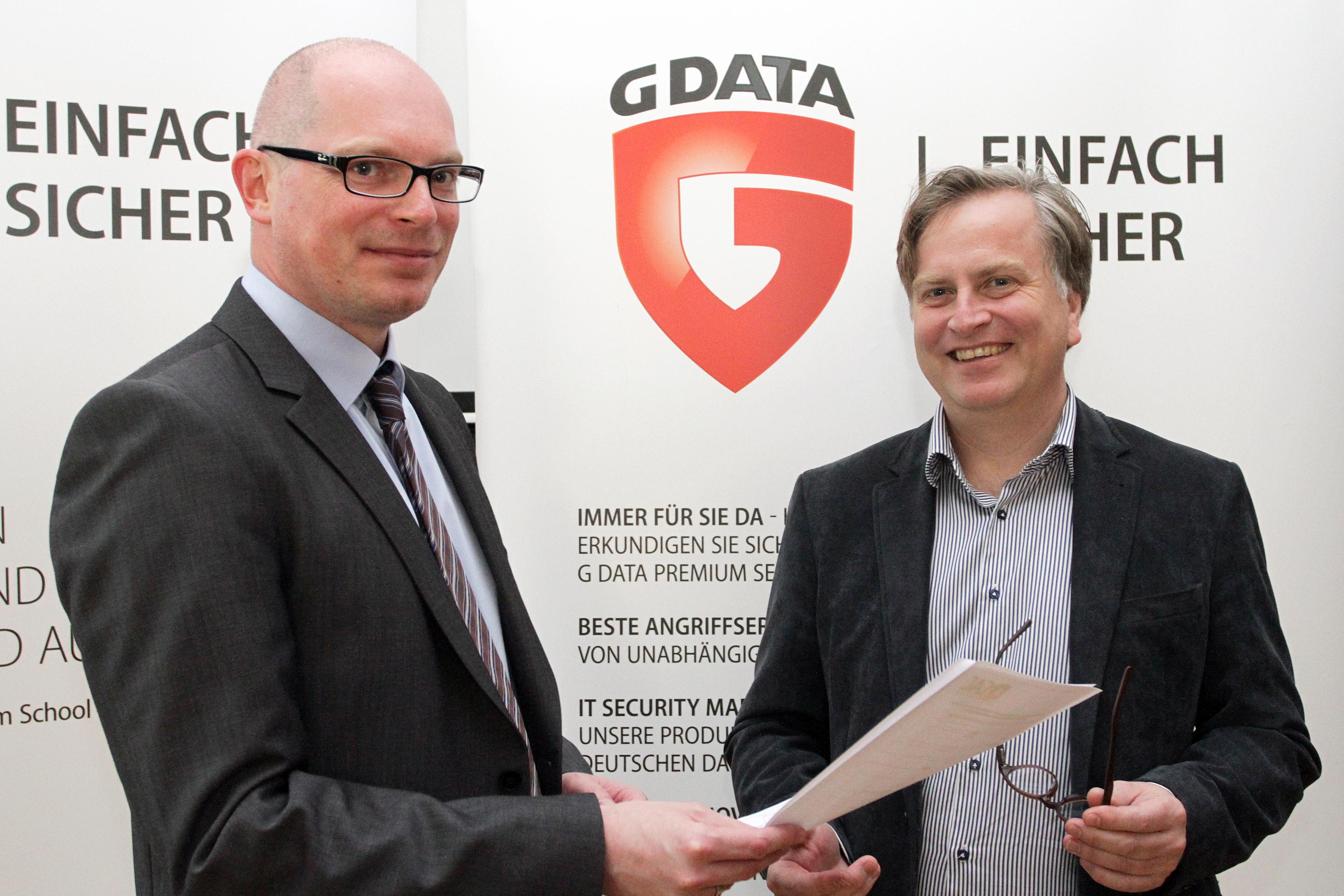 G DATA se une a la asociación de bancos alemanes G4C para combatir el malware financiero