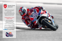 G DATA and Contronex invite US Partners to the MotoGP in Austin/Texas