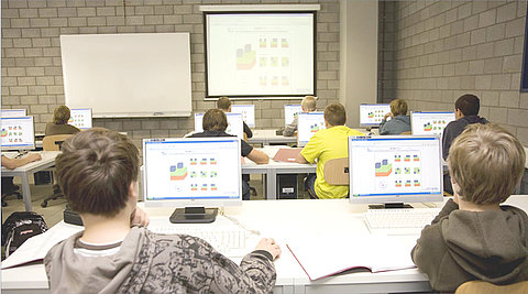 G DATA Endpoint Protection Business im Einsatz in Schulen.