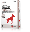 Comprehensive, all-round protection with G DATA Antivirus FOR MAC