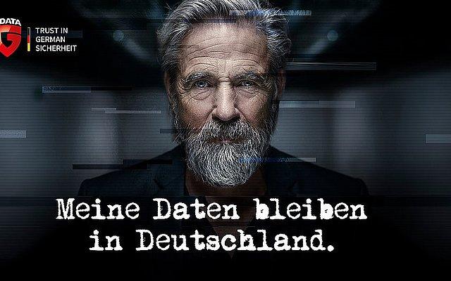 """""""Meine Daten bleiben in Deutschland."""""""