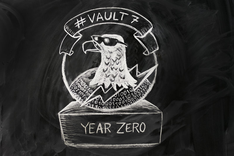 WikiLeaks Vault7 Year Zero
