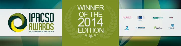 G DATA gagnant de l'édition 2014 IPACSO