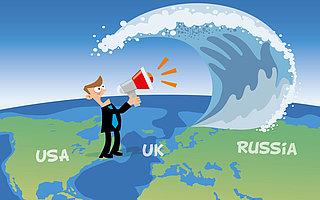 Der Russe im Router