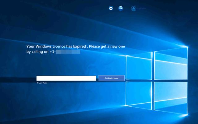 Spuken nicht nur zu Halloween rum: Microsoft Support Betrüger