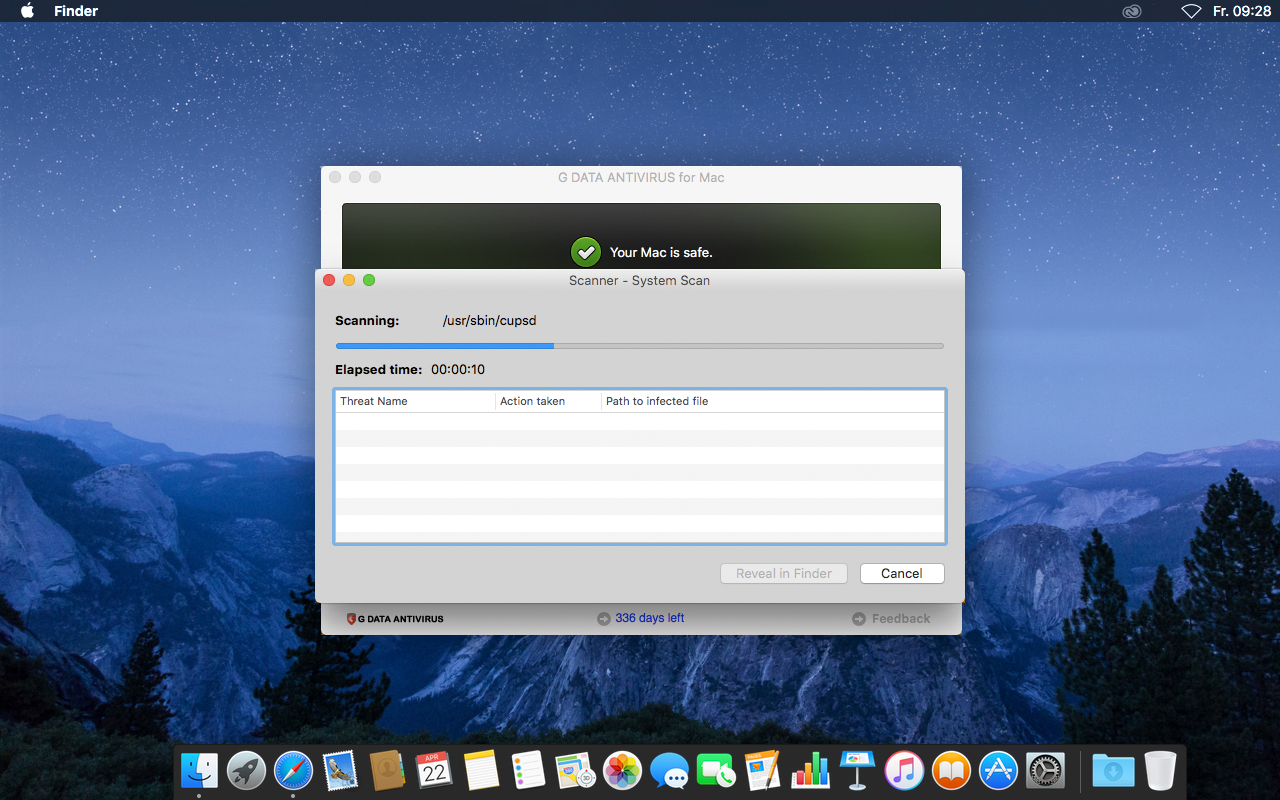 G Data Antivrus For Mac