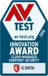 Logo: AV Test Innovation Award March 2016