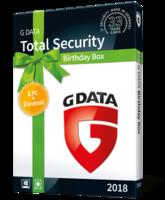 G DATA cumple 33 y lo celebra con un pack limitado de seguridad Windows - Android a precio reducido