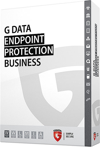 G DATA Endpoint Protection Business Boxshot