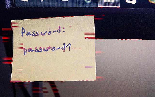 Leitfaden für schlechte Passwörter