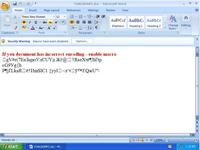 El troyano bancario Dridex se distribuye en un documento Word manipulado