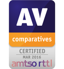 AV Comparatives & AMTSO Logo