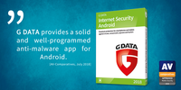 AV-Comparatives: G DATA Mobile Internet Security consigue un resultado insuperable