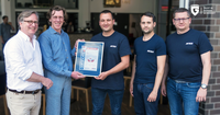 AV-Test awards 100th test certificate to G DATA for security software