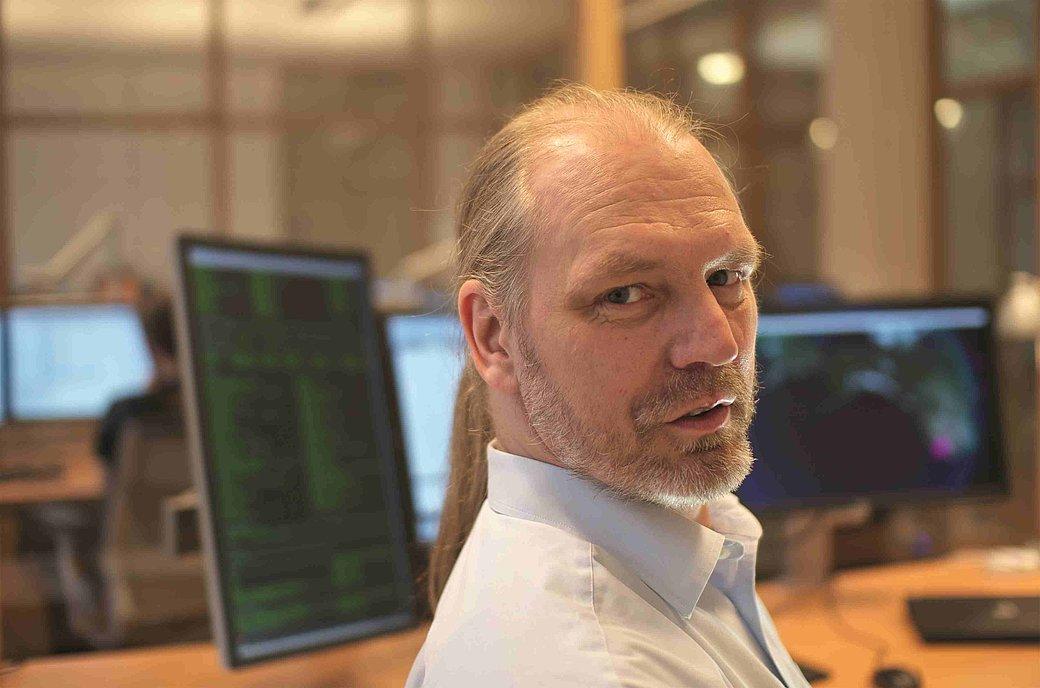 Ralf Benzmüller - directeur du G DATA SecurityLab