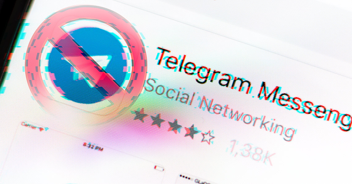 """Discussion about """"Telegram"""": For Russian citizens, a ban of Telegram looms large"""