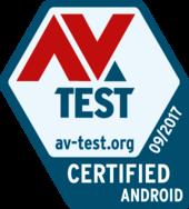G DATA certifié par AV TEST