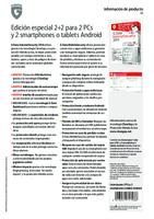 Seguridad multiplicada por cuatro con la nueva edición especial de G Data para Windows y Android