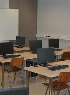Campus de Helix classroom