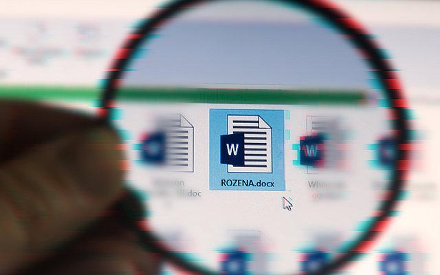 "Where we go, we don't need files: Analysis of fileless malware ""Rozena"""