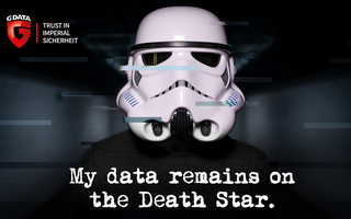 Why the Galactical Empire failed in data security