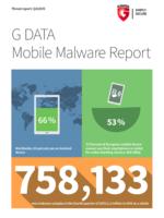 Plus de 2,3 millions de nouveaux dangers  Android en 2015