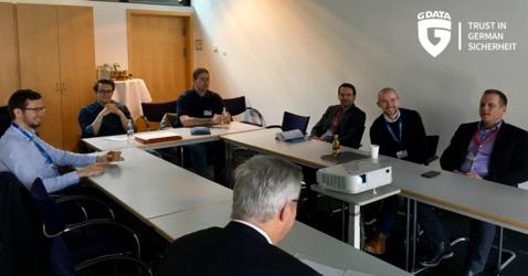 Expertenrunde auf der SecIT in Hannover