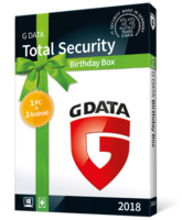 G DATA celebrates 33rd birthday with a special security edition