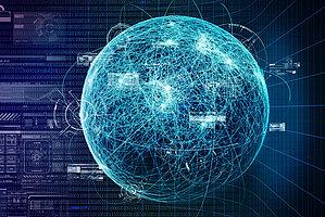 Botnetze umfassen Computer auf der ganzen Welt.