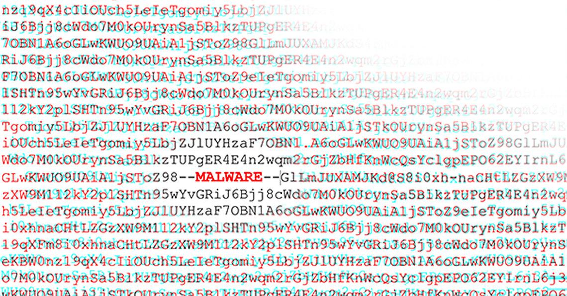 Malware bedroht Unternehmen