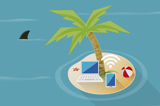 Les conseil de G DATA pour des vacances en toute sécurité