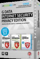 La seguridad y privacidad más robustas para Windows y Android con G DATA Internet Security PRIVACY EDITION