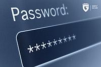 Starke Passwörter sind wichtig
