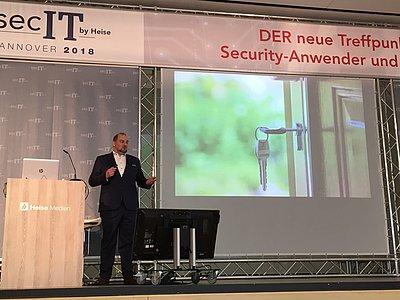 Matthias Koll über einen Cyberangriff auf ein Hotel