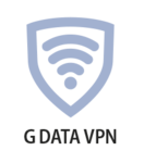VPN protective function available immediately in G DATA Mobile Internet Security.