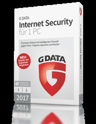 Boxshot der GDATA Internet Security 2017