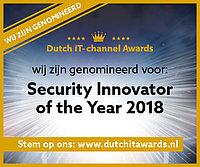 Wij zijn genomineerd voor een Dutch IT-channel Award!