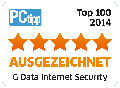 G_DATA_Award_Retail_Pctipp_IS_top100_2014