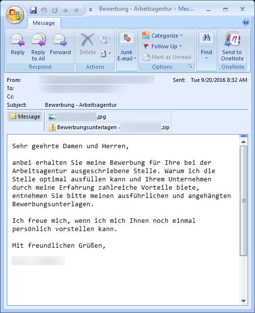 E Mail Finden